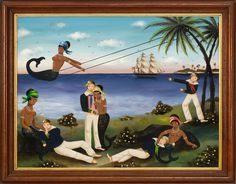 Paintings at Auction - Americana, Paintings and Maritime Art at Eldred's Auction House