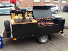 Foodtruck. Voldaan.com Cool Setup!