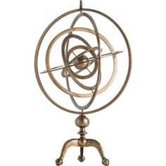 armillary sphere art object home decor - Google Search