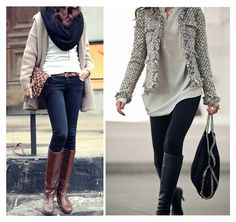 Wishes Girls.: Looks Inverno.