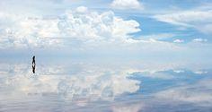 海外旅行世界遺産 ウユニ塩湖 ウユニ塩湖の絶景写真画像ランキング  ボリビア