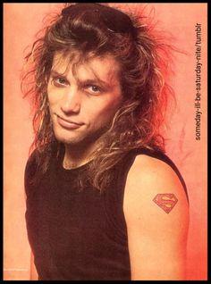 Jon Bon Jovi. @jonbonjoviforever | Tumblr.