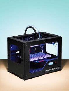 Best Inventions of the Year 2012 | The MakerBot Replicator 2 | TIME.com