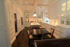 Sea Terrace - traditional - kitchen - orange county - by Prestige Mouldings & Construction, Inc.