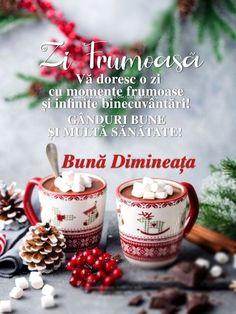 Anul Nou, Good Morning, Christmas Ornaments, Holiday Decor, Tableware, Wallpaper, Cute Photos, Buen Dia, Dinnerware