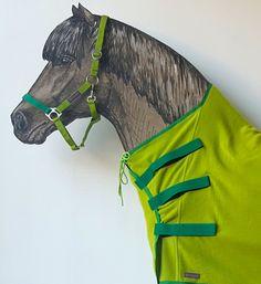 Perfekt sitzender High-Neck-Schnitt. Jedem Pferd seine Farbe, z.B. Abschwitzdecke Farbalarm! Limette/Minze. Deine Sportsfreund Abschwitzdecke für Isländer entfaltet ihre Abschwitzfunktion genau da, wo sie am meisten gebraucht wird: an Hals und Brust. Dank der drei Klettlaschen kannst du die hochgeschlossene Pferdedecke ganz einfach jedem Pferd passgenau anziehen. Sie liegt an der Brust doppelt an, hält dicht, schön warm und kann besonders viel Feuchtigkeit nach außen transportieren.