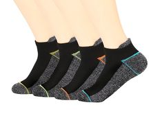 TEENAGE MUTANT NINJA TURTLES 5-Pack Low Cut No-Show Socks Kids Ages 8 /& Up NWT