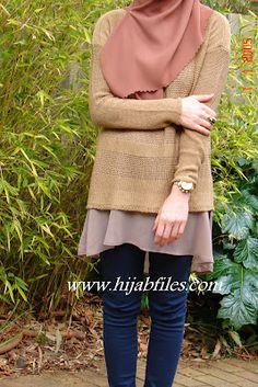Basic hijab - Turkish girl