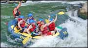 harpers ferry whitewater rafting