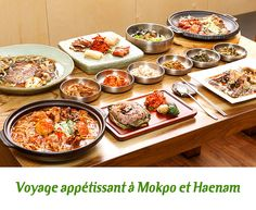 voyage gastronomique   corévasion