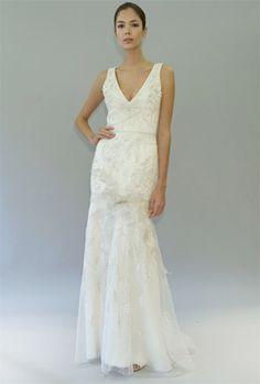 Carolina Herrera Fall 2012 Bridal | PreOwned Wedding Dresses