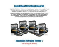The Secret To Creating And Marketing A  5 Star Reputation Online Easy When You Have A Step-By-Step Blueprint