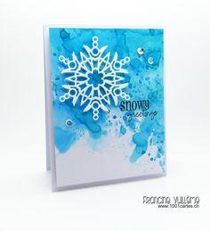 Splitcoaststampers FOOGallery - Snowy Greetings