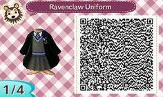 """hogwarts-town: """"Ravenclaw uniform by Mayor Lei. """""""