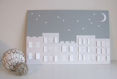For those in the city. Brooklyn Advent Calendar. $20.00, via Etsy.