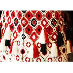 In detail: Ulyana Sergeenko Couture SS2015 Collection. Hand embroidered skirt #ulyanasergeenko #couture #paris #ss2015 #georgia #armenia #love #family #friendship #грузия #армения #дружбанародов #ульянасергеенко #весналето2015 by ulyana_sergeenko_moscow