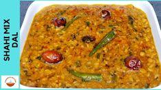 Mix Dal Recipe, Dal Fry, Bengali Food, Daal, Desi Food, Veg Recipes, Lentils, Fries, Shower Cleaner