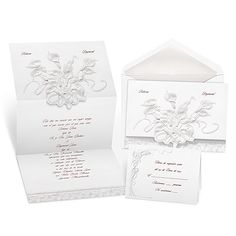 Calla Lily Wedding Invitation Michaelu0027s Off Till March 9 Code: