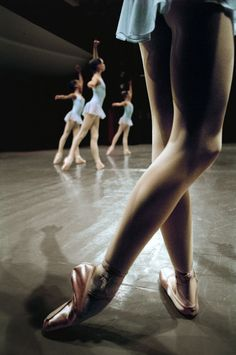 Paris Opera Ballet School / Photo © Gérard Uféras
