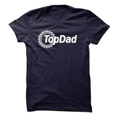 TOP DAD [FATHER DAY] - Hot Trend T-shirts