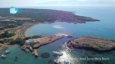 Mikri Santa Maria beach @ Paros island , Greece !!