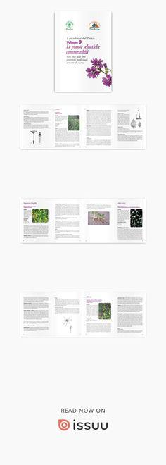 Le piante selvatiche commestibil quaderni vol 9