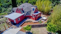 Sold for $900K: geodesic dome home on 2.8 acres at 104 Richardson RD, SANTA CRUZ, CA