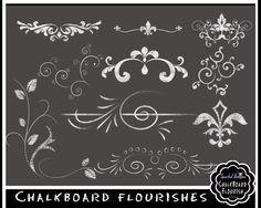 Party supplies from Sparkal Digital Design Chalkboard Clipart, Chalkboard Banner, Chalkboard Drawings, Chalkboard Lettering, Chalkboard Designs, Framed Chalkboard, Chalk Drawings, Chalkboard Wedding, Chalkboard Ideas