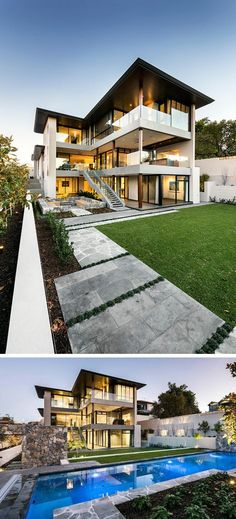 House in Peppermint Grove, Perth, Australia / Signature Custom Homes