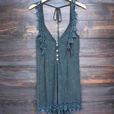 vintage acid wash romper - navy shophearts.com to see our best selling rompers