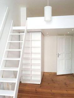 Loft beds & loft floors at Hardy's Hochbett GmbH – custom-made installation, individual solutions, carpentry, wood, crafts - nimivo sites