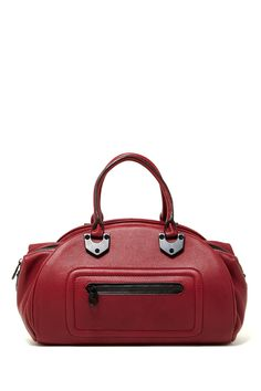 Okay this purse just looks like it's angry at the world for all of its misdeeds.