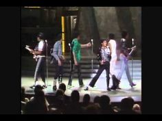 The Jacksons Medley - Live at Michael Jackson 30th Anniversary Celebration Concert - YouTube