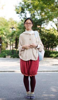 On The Street..At Fashion School Shanghai