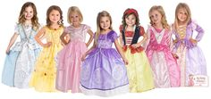 Ultimate Tea Party Princess Dress Set - My Fancy Princess  #princess #party #teaparty