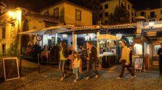 Animación nocturna en Madeira, Portugal - nightlife
