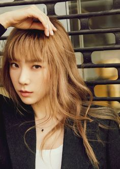 """Taeyeon released her Album Repackage """"Purpose"""" on January The song Dear Me serves as the title track. Taeyeon released 16 different teaser photos from this repackage. Snsd, Sooyoung, Yoona, Lee Hyori, Taeyeon Fashion, Girls' Generation Taeyeon, Kim Tae Yeon, Instyle Magazine, Cosmopolitan Magazine"""