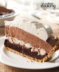 Easy instant pudding pie recipes