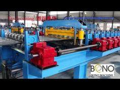 MachineryBono: High Speed Roof Panel Forming Machine