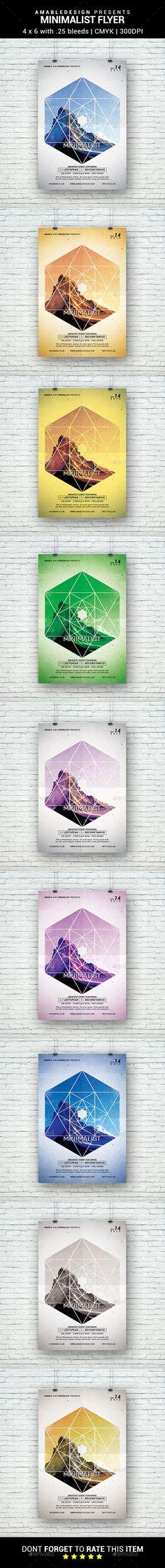 Contemporary Flyer Template 105852 Brochures Pinterest Flyer - contemporary flyer