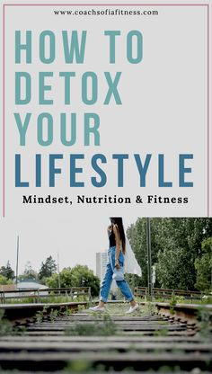 Detox your lifestyle through mindset, nutrition and fitness. Learn what it really takes to lose weight for good, enjoy a healthy fit body and master your lifestyle. Take control of your day and make your fitness goals come true.