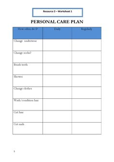 Worksheets Personal Grooming Worksheets printable worksheets for personal hygiene worksheet 1