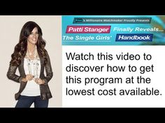 The Single Girls Handbook Review - Patti Stanger Dating Guide - Dating and Relationships Advice for - http://pattistangertube.com/the-single-girls-handbook-review-patti-stanger-dating-guide-dating-and-relationships-advice-for/