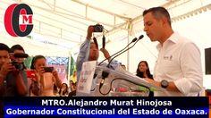 Gobernador de Oaxaca, propone acabar con la impunidad que lastima al gre...