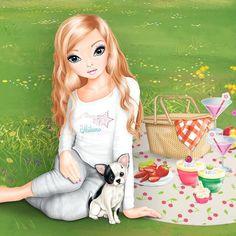 Schönen 1.Mai euch allen!  #fun #weekend #1mai #mai #girl #longhair #picknick #topmodel #topmodelonline #happyweekend #hund #kleinerhund #loveit #sonne #sunday #sonntag #freizeit #geniessen #topmodelbydepesche #cupcake #picknickkorb