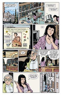 (Hawkeye #16)