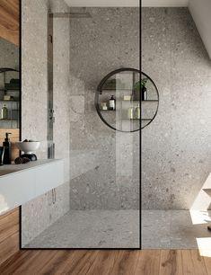 Home Decoration Ideas On A Budget .Home Decoration Ideas On A Budget Modern Bathroom Design, Bathroom Interior Design, Bath Design, Interior Decorating, Bathroom Designs, Bathroom Renos, Small Bathroom, Bathrooms, Wood Look Tile Bathroom