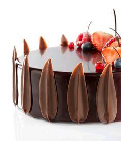 Leafy Chocolate