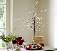 Jeweled Tree | Pottery Barn - traditional - holiday decorations - Atypical Type A