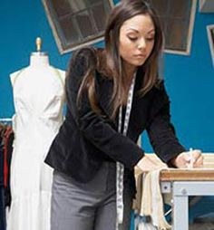 Learn Dressmaking and Design. Train online with Penn Foster Career School.  #choose2bmore  http://www.pennfoster.edu/